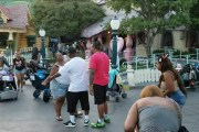 Disneyland Guests Charged for fighting in Mickey's Toontown