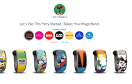 Walt Disney World Themed MagicBands Back in Stock