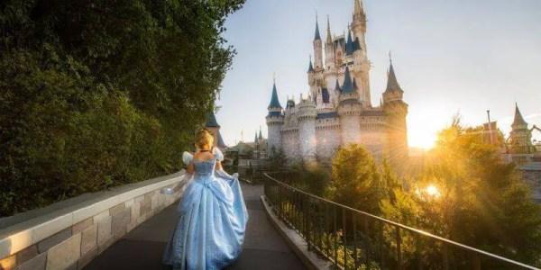 night in cinderellas castle magic kingdom
