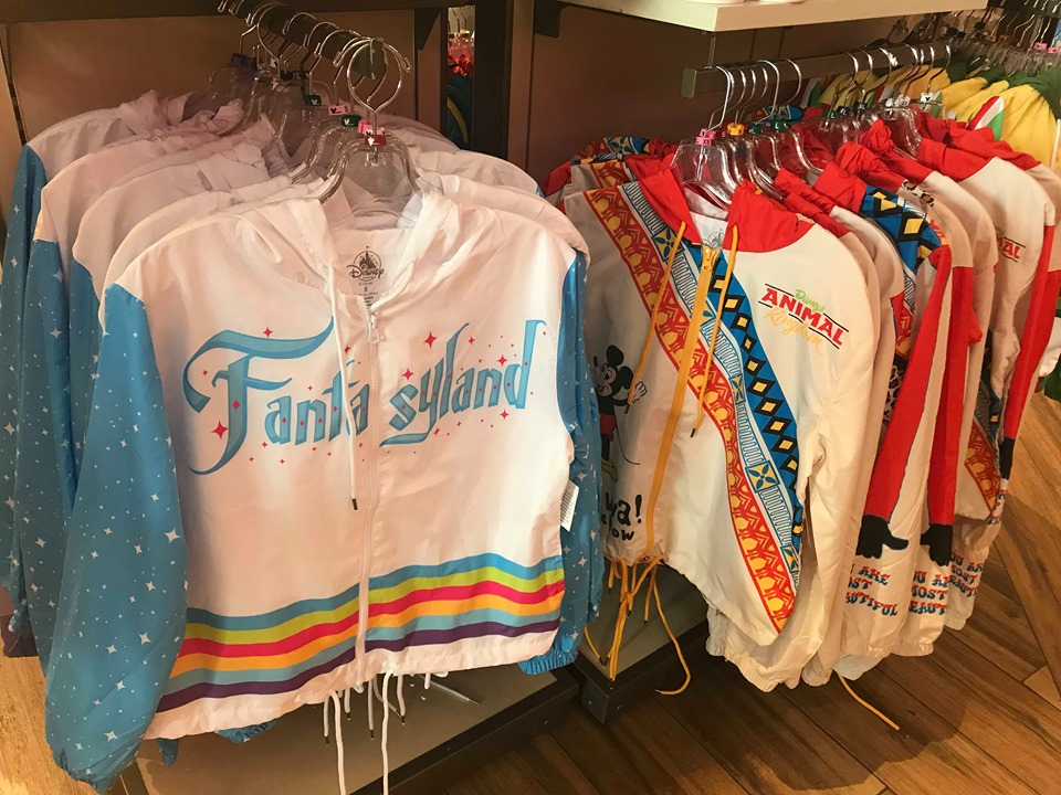 Disney Parks Windbreakers Are A New Must Have