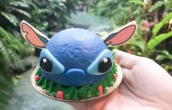 Aloha! Stitch Dome Cake Now At Kona Island