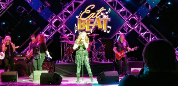 Pop Music Icon Added To Epcot's Eat To The Beat Lineup 1