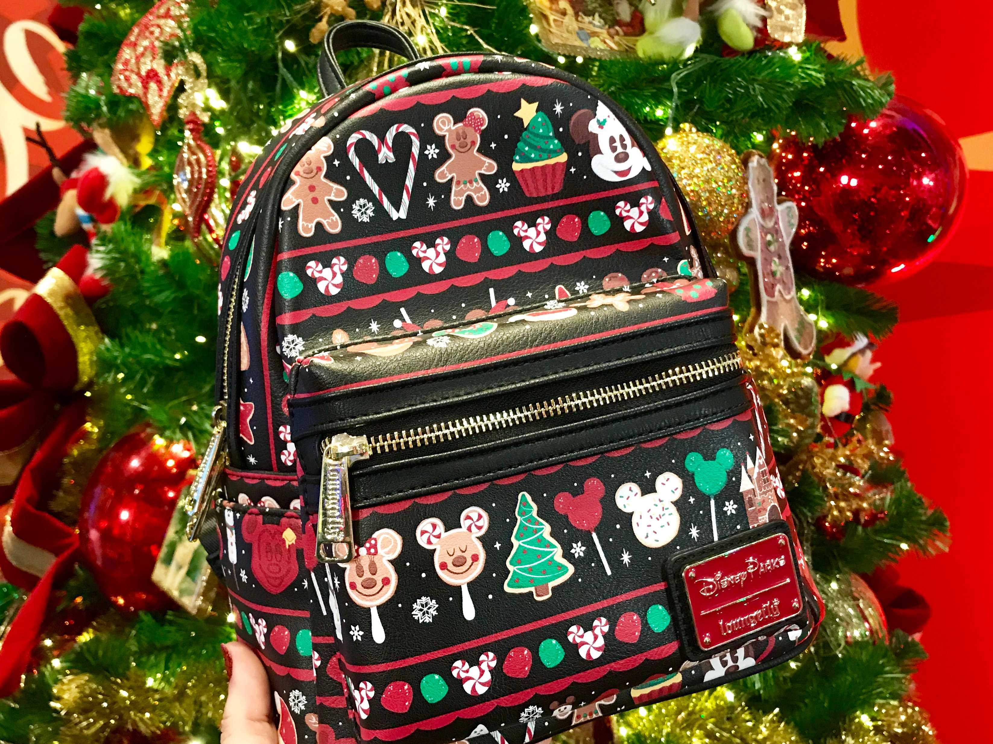 Festive New Disney Holiday Bags From Loungefly And More 5