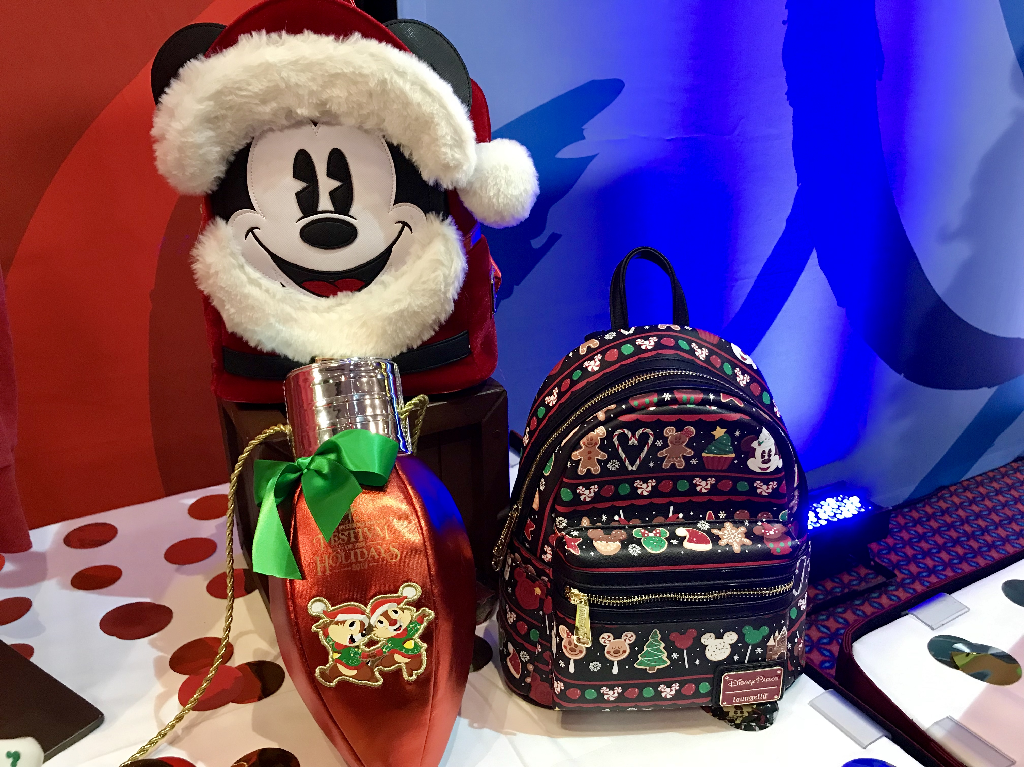 Festive New Disney Holiday Bags From Loungefly And More 1