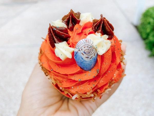 Moana Cupcake Makes Way to Disney Property