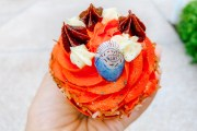 Moana Cupcake Makes Way to Disney Property