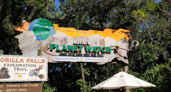 Rafiki's Planet Watch has officially reopened in the Animal Kingdom with new Animation Experience 1