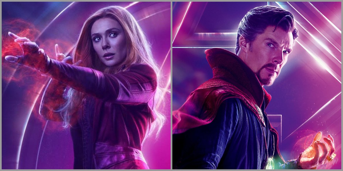 Scarlet Witch To Play Big Role In Doctor Strange: In The Multiverse of Madness