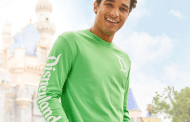 New Disney Long Sleeve Tees Bring Color To Your Wardrobe