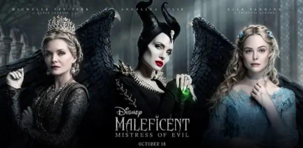 First Full Length Trailer For Maleficent Mistress Of Evil