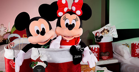 Mickey and Minnie Christmas