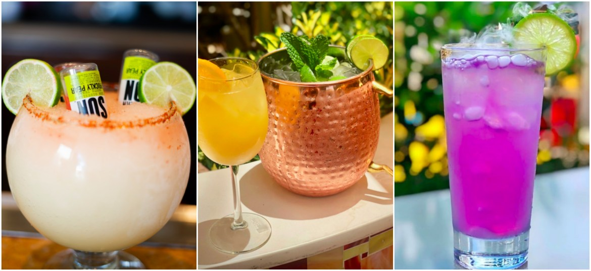 Cool Down with Summer Cocktails at Catal & Uva in Downtown Disney