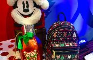 Festive New Disney Holiday Bags From Loungefly And More