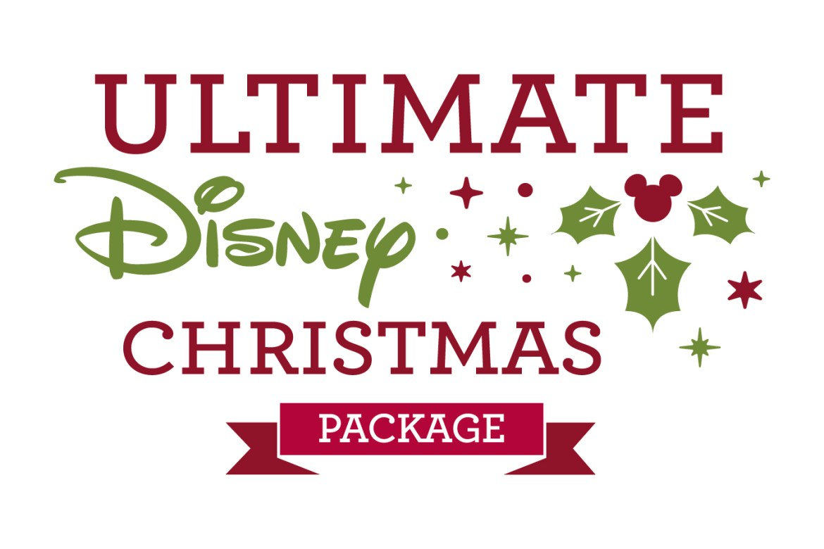 All new Ultimate Disney Christmas Package at Walt Disney World Resort