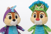 New Plush Dinosaur Characters Celebrate Animal Kingdom's Dino Bash