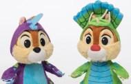 New Plush Dinosaur Characters Celebrate Animal Kingdom's Dino Bash