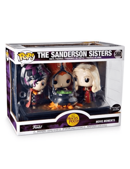 The Sanderson Sisters Funko Pop! Has Put A Spell On Us! 3