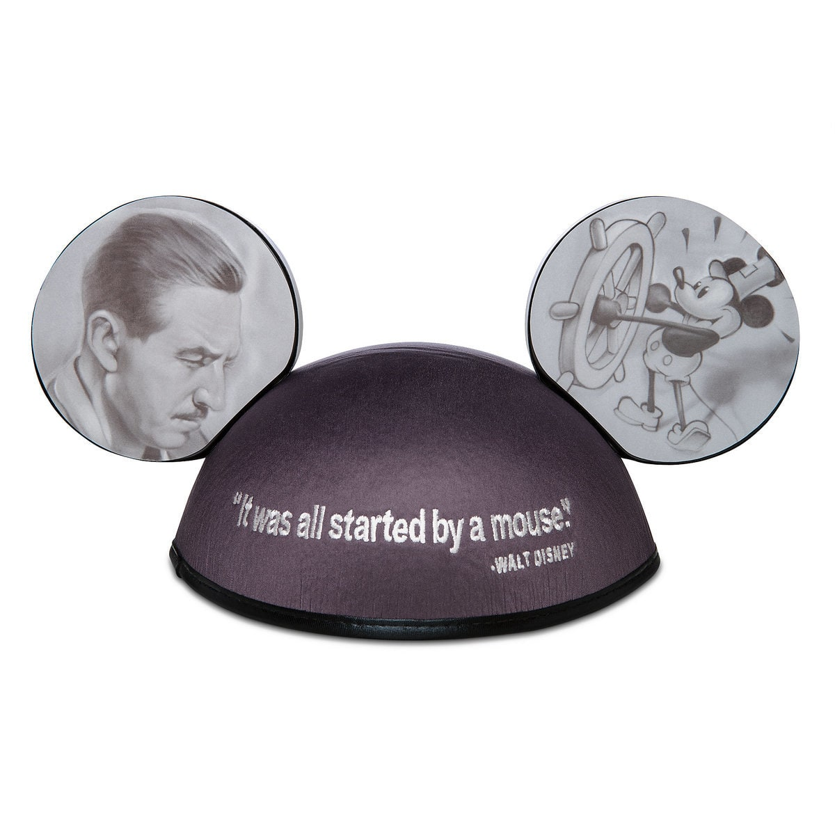 Steamboat Willie Mickey Ears By Renowned Artist Noah 3