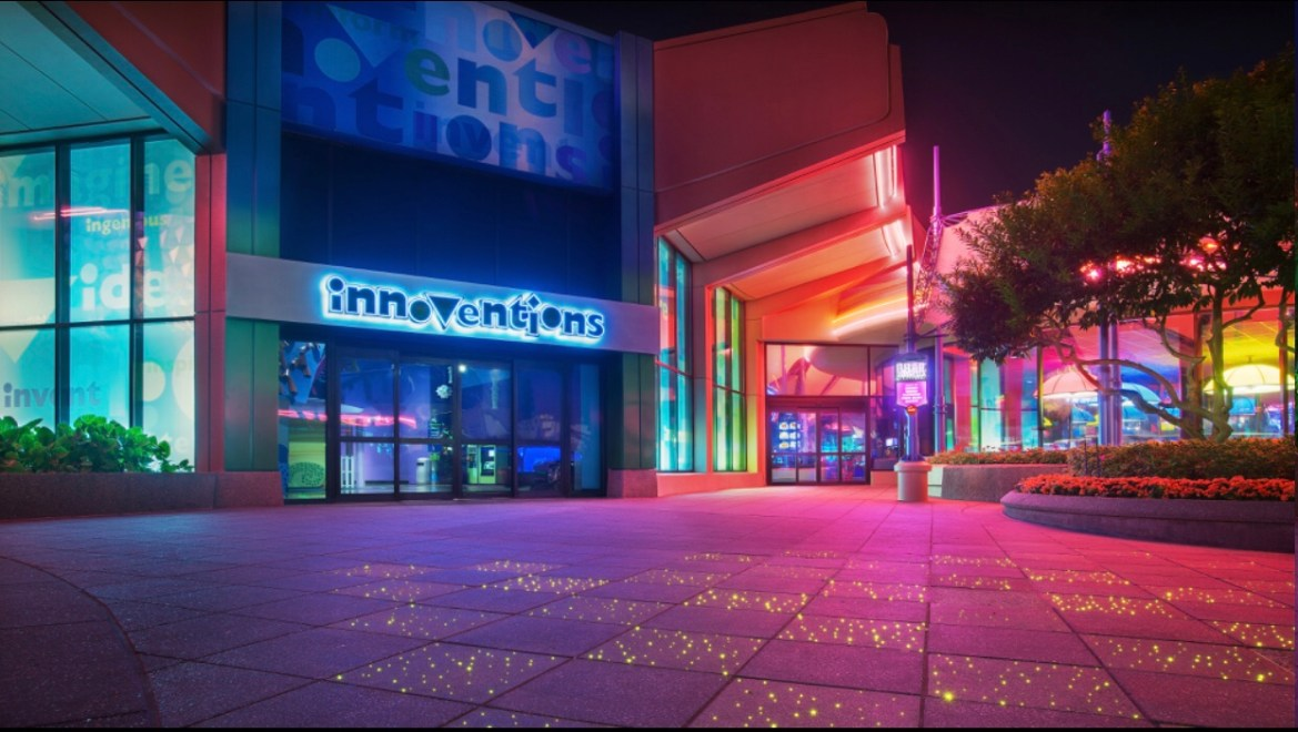 Innoventions East, Colortopia and Nanooze Break are scheduled to close this fall