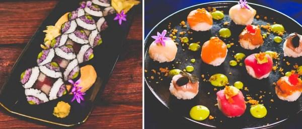 Takumi Tei sushi