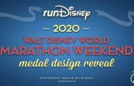 2020 Walt Disney World Marathon Weekend Finisher Medals Revealed