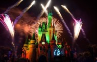 New Fireworks, Attractions and More at Mickey's Not-So-Scary Halloween Party