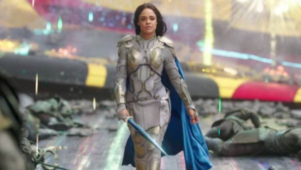 Valkyrie will be Marvel's first LGBTQ Superhero in Thor: Love and Thunder 1