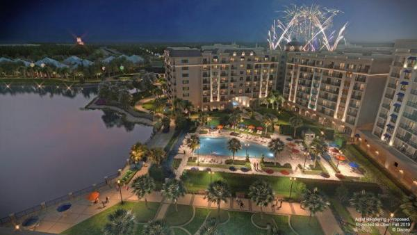 Walt Disney World's Riviera Resort