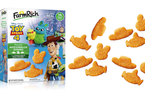 Toy Story Mozzarella Shapes From Farm Rich Make Meal Time Fun