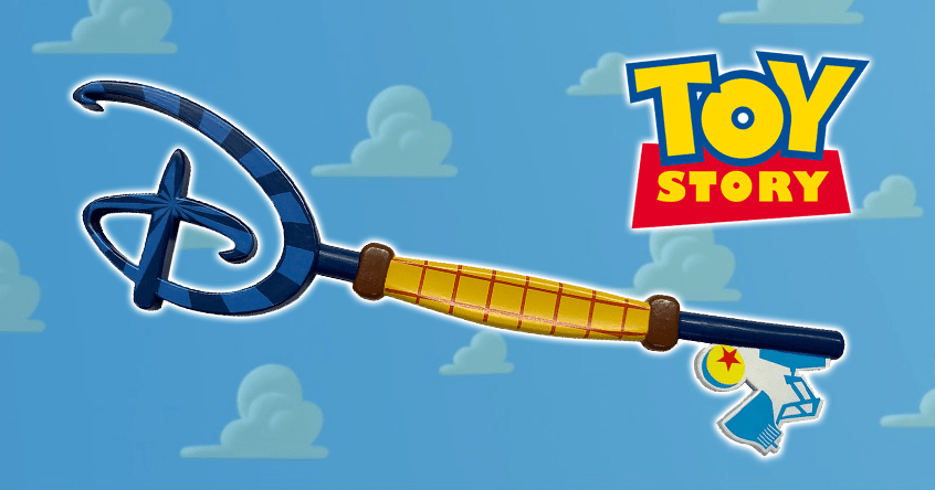 Limited Edition Toy Story Key Coming To Disney Store And Shop Disney
