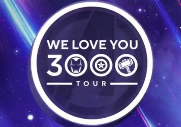 """Marvel Studios and Russo Brothers Launching """"We Love You 3000"""" Tour 1"""