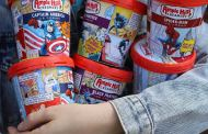 Ample Hills and Marvel Team Up for New Ice Cream Flavors