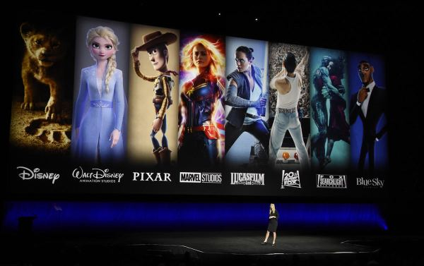Disney+ Launch Day Full Lineup Announced! 1