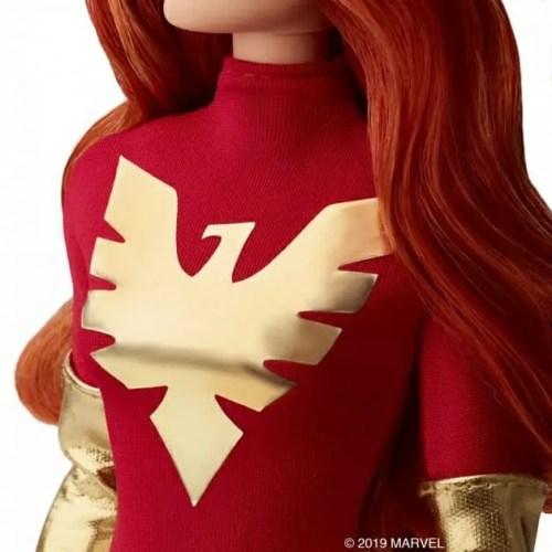 Marvel and Mattel Present X-Men Comics Barbie Dolls 10