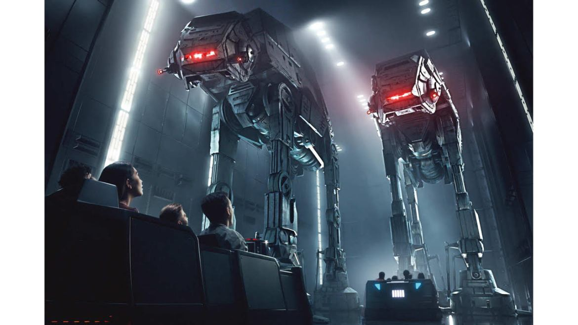 Disney Announces Star Wars: Rise of the Resistance Will Open at Walt Disney World First, Then at Disneyland