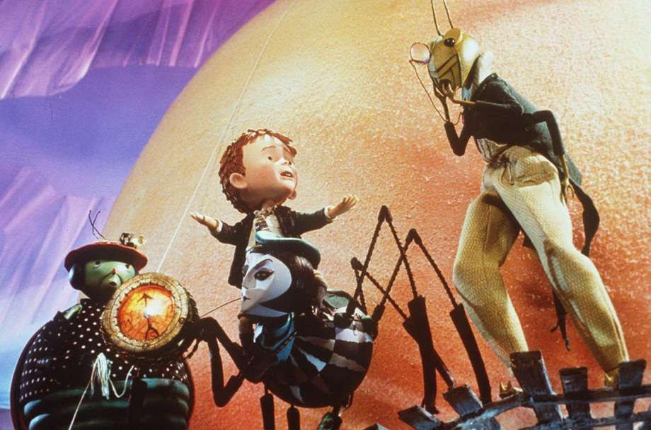 """James and the Giant Peach"" Remake In Development By Disney"