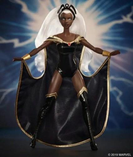 Marvel and Mattel Present X-Men Comics Barbie Dolls 5