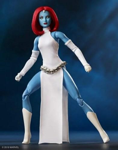 Marvel and Mattel Present X-Men Comics Barbie Dolls 2