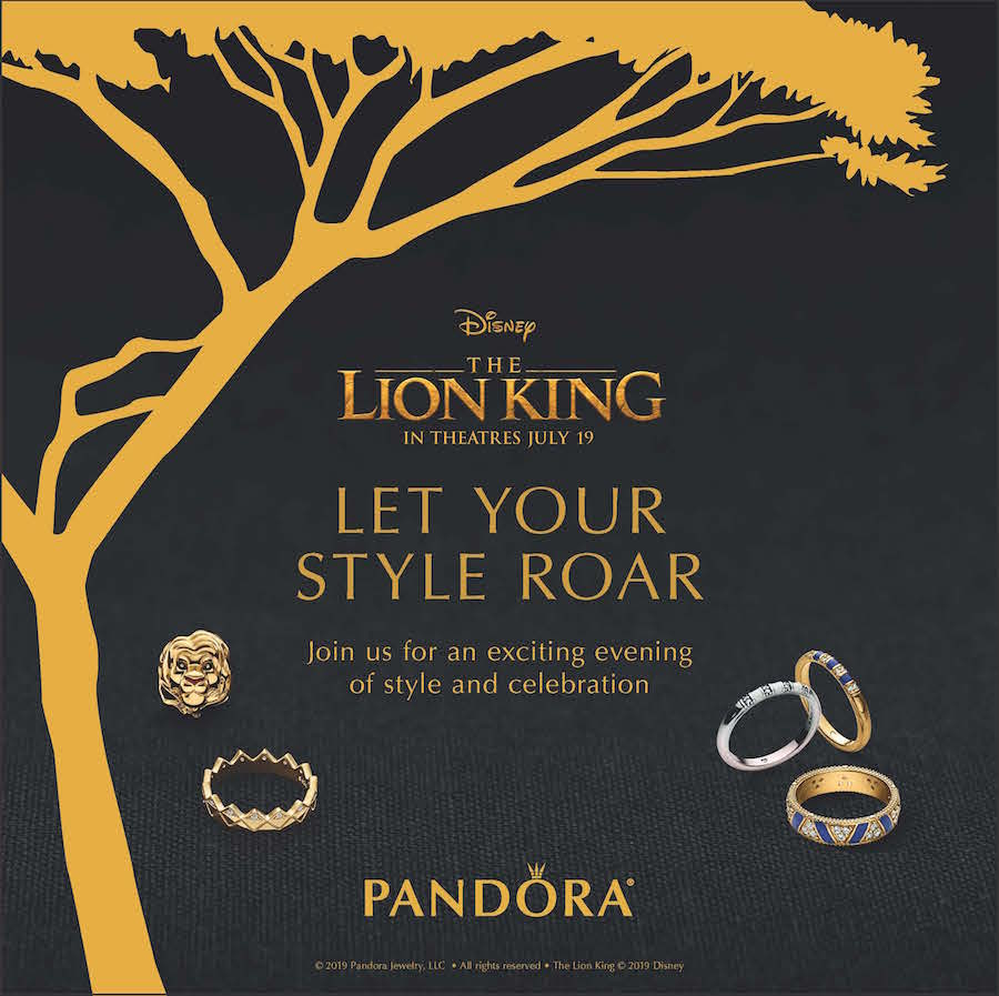 Lion King Designer Accessories Celebrate The New Film 3