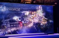 First look at the Avengers Campus Coming to Disney's California Adventure and Disneyland Paris