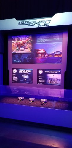 First look at the Avengers Campus Coming to Disney's California Adventure and Disneyland Paris 4