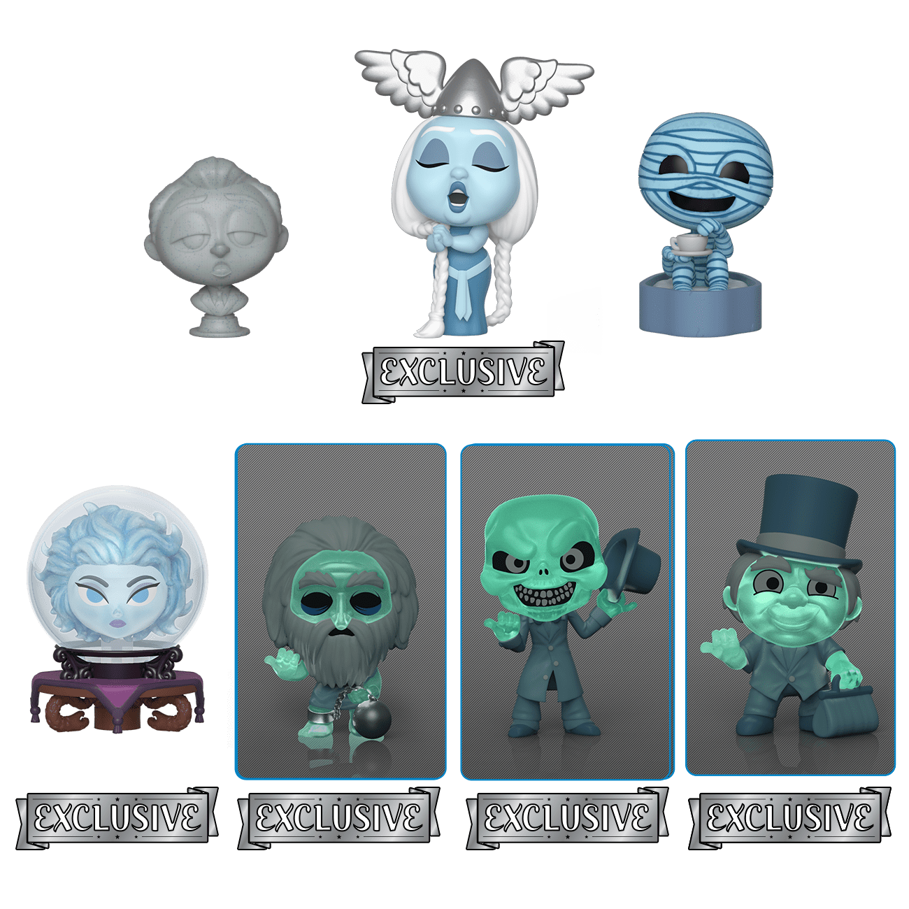 Haunted Mansion Funko POP
