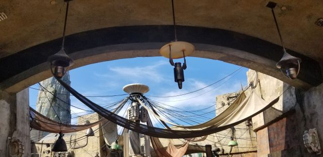 Check Out This Star Wars: Galaxy's Edge Photo Tour 1