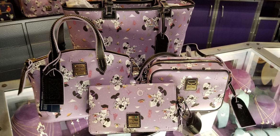 Closer Look At This Year's Food and Wine Dooney & Bourke Collection