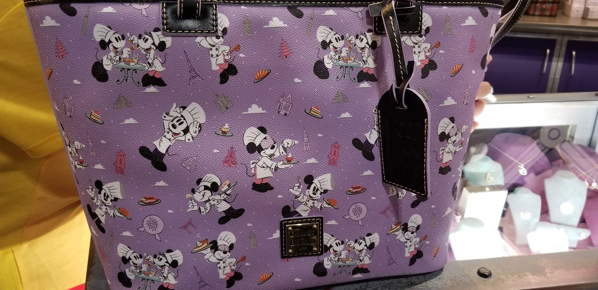 Food and Wine Dooney & Bourke Collection