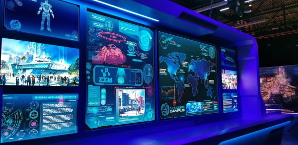 First look at the Avengers Campus Coming to Disney's California Adventure and Disneyland Paris 1