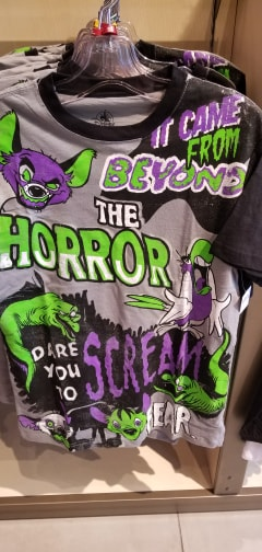 Scare Up Some Style With The Disney Villains Pulp Magazine Tees 10