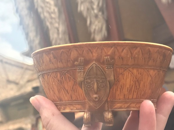 Dole Whip Souvenir Tiki Bowls Now Available At Magic Kingdom