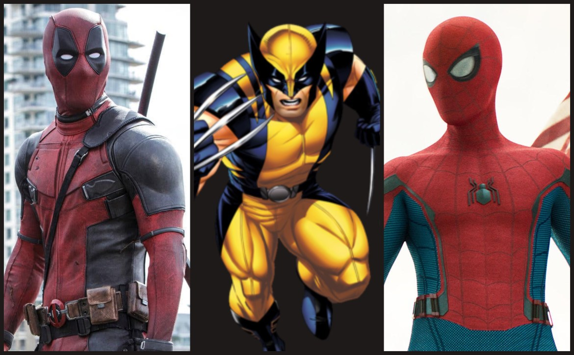 Could A Deadpool, Wolverine, and Spider-Man Team Up Be Coming to the MCU?