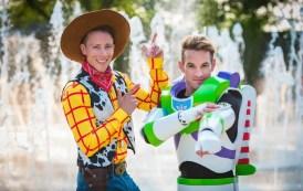 One Couple's Dream Disney Themed Wedding